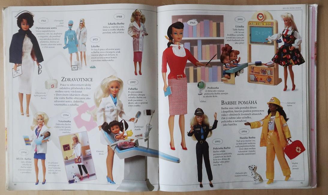 Barbie profese