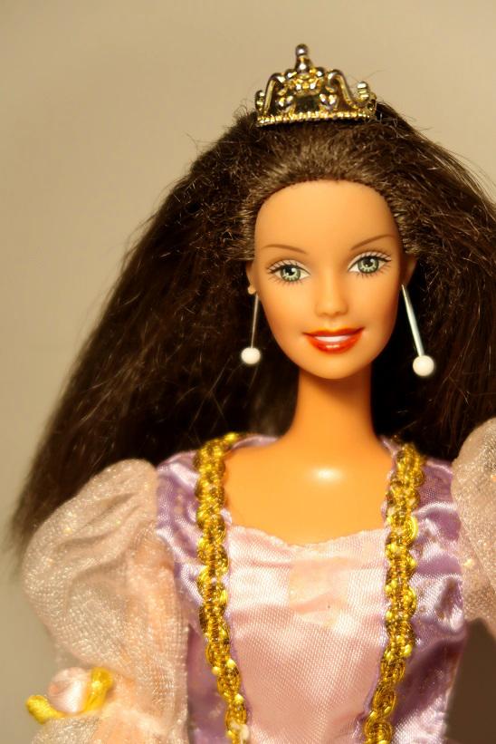 Fruit Style Barbie s tváří GG