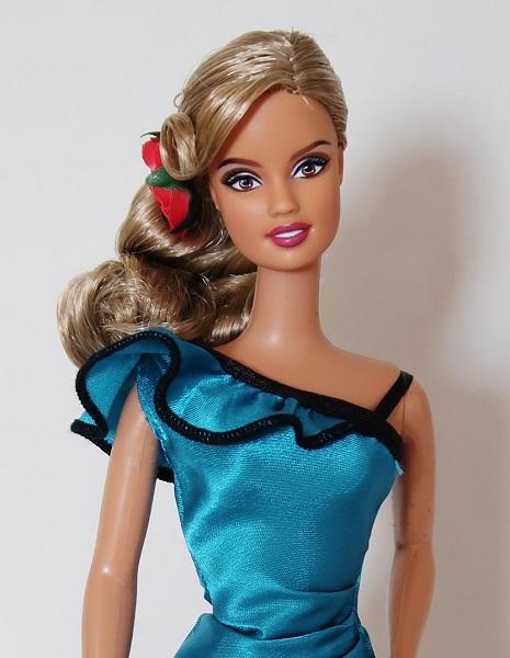 Barbie Argentina - tvář Teresa
