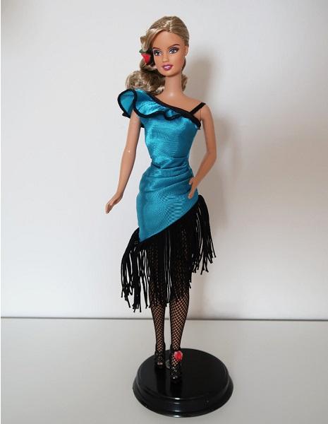 Barbie DOTW Argentina 2011