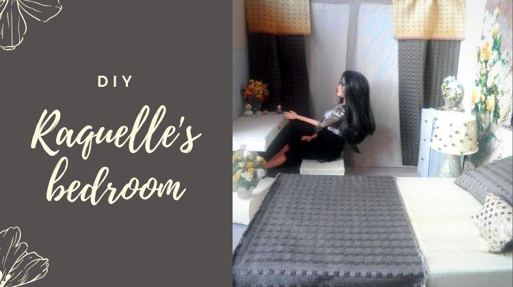 ložnice pro Barbie