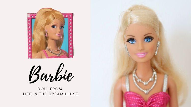 Barbie ze seriálu Život v domě snů