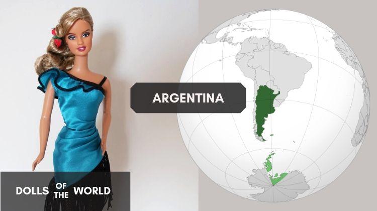 Barbie DOTW Argentina