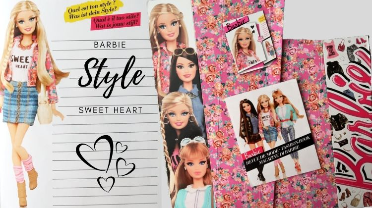 Barbie Style 2013 - Sweet Heart
