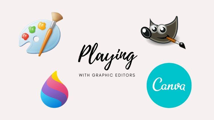 jednoduché grafické editory