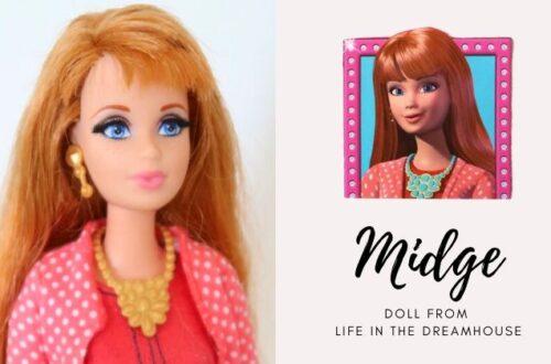 Midge ze seriálu Život v domě snů