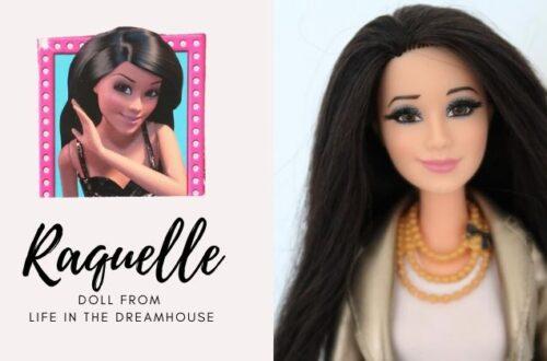 Raquelle ze seriálu Život v domě snů