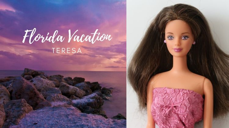 Barbie Florida Vacation Teresa