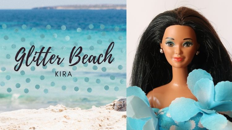 Barbie Glitter Beach Kira