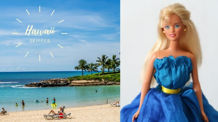Barbie Hawaii Skipper