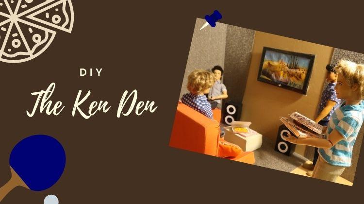 DIY Kenovo doupě
