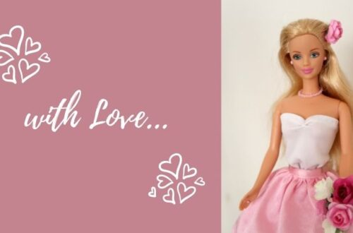 Barbie With Love 1999