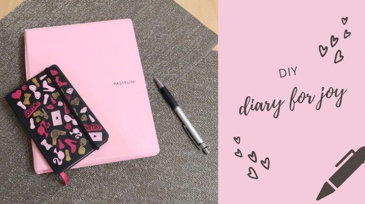 Barbie zápisník jako diář