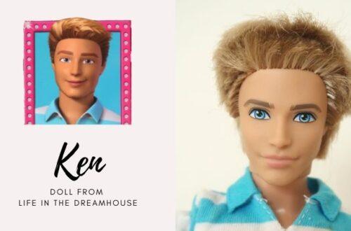 Ken ze seriálu Life in the Dreamhouse