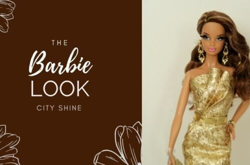 Barbie Look City Shine Steffie