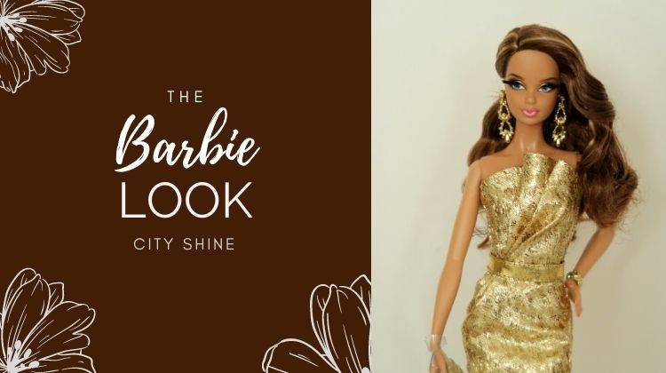 Barbie Look City Shine Steffie