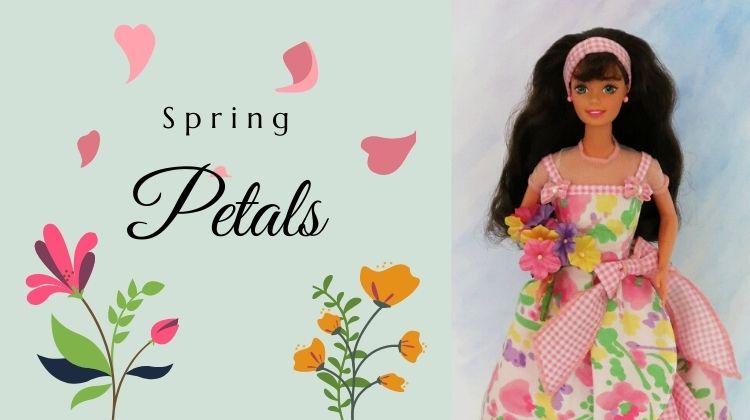 Barbie Spring Petals