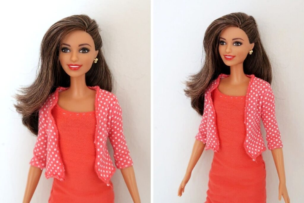 Barbie Fashionistas 52