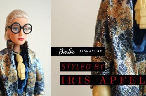 Barbie podle Iris Apfel